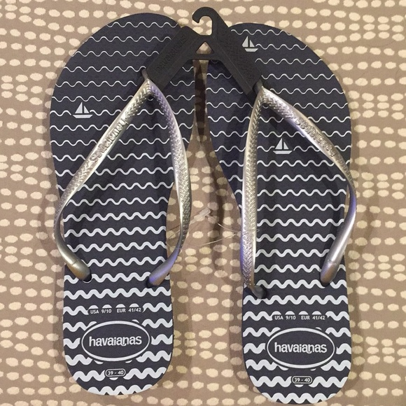 e0f931699bb Brand New Nautical Theme Havaianas